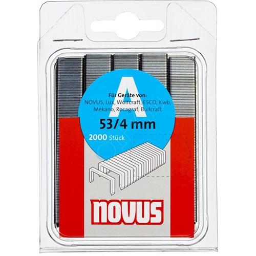 Скобы Novus 53/12S 1000шт 042-0358 - фото 3